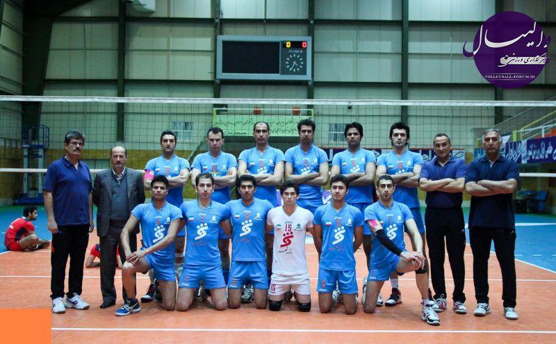 خداحافظی شهرداری زاهدان با ورزش قهرمانی / ادامه فعالیت والیبال استان در ابهام !