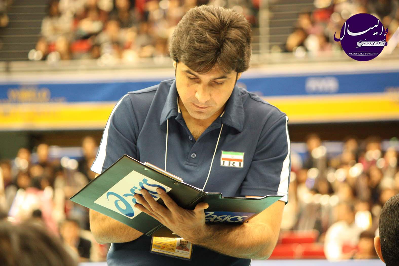 دبیر فدراسیون والیبال:همگروهی بابرزیل، ایتالیامُهر تاییدی بر پیشرفت ما بود/ میتوانیم به صعود امیدوار باشیم